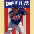 1996 Collector's Choice Baseball #034 Matt Lawton RC - Minnesota Twins