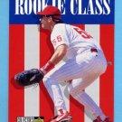 1996 Collector's Choice Baseball #032 Gene Schall - Philadelphia Phillies Ex