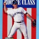 1996 Collector's Choice Baseball #023 Bob Wolcott - Seattle Mariners