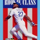 1996 Collector's Choice Baseball #012 Roger Cedeno - Los Angeles Dodgers