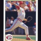 1990 Upper Deck Baseball #717 Tim Layana RC - Cincinnati Reds