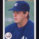 1990 Upper Deck Baseball #630 Eric Plunk - New York Yankees