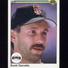 1990 Upper Deck Baseball #478B Scott Garrelts - San Francisco Giants
