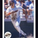 1990 Upper Deck Baseball #329 Mike Pagliarulo - San Diego Padres
