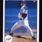 1990 Upper Deck Baseball #317 Mike Morgan - Los Angeles Dodgers