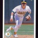 1990 Upper Deck Baseball #230 Mike Gallego - Oakland A's
