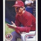 1990 Upper Deck Baseball #202 Frank DiPino - St. Louis Cardinals