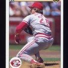 1990 Upper Deck Baseball #120 Danny Jackson - Cincinnati Reds