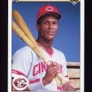 1990 Upper Deck Baseball #116 Eric Davis - Cincinnati Reds