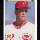 1990 Upper Deck Baseball #052 Chris Hammond RC - Cincinnati Reds