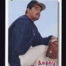 1992 Upper Deck Baseball #747 Julio Valera - California Angels