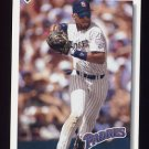 1992 Upper Deck Baseball #745 Gary Sheffield - San Diego Padres