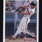 1992 Upper Deck Baseball #707 Von Hayes - California Angels
