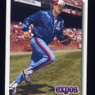 1992 Upper Deck Baseball #681 Barry Jones - Montreal Expos