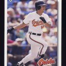1992 Upper Deck Baseball #672 Chito Martinez - Baltimore Orioles