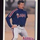 1992 Upper Deck Baseball #614 Chris Beasley - California Angels