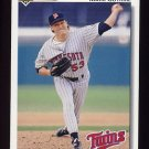 1992 Upper Deck Baseball #604 Mark Guthrie - Minnesota Twins