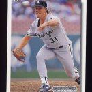 1992 Upper Deck Baseball #594 Scott Radinsky - Chicago White Sox