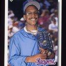 1992 Upper Deck Baseball #559 Dennis Oil Can Boyd - Texas Rangers