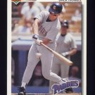 1992 Upper Deck Baseball #419 Jack Howell - San Diego Padres