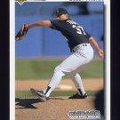 1992 Upper Deck Baseball #285 Bobby Thigpen - Chicago White Sox