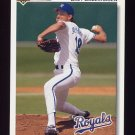 1992 Upper Deck Baseball #233 Bret Saberhagen - Kansas City Royals