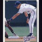 1992 Upper Deck Baseball #216 David Howard - Kansas City Royals