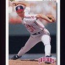 1992 Upper Deck Baseball #215 Steve Olin - Cleveland Indians