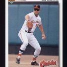 1992 Upper Deck Baseball #207 Joe Orsulak - Baltimore Orioles
