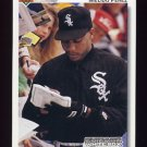 1992 Upper Deck Baseball #190 Melido Perez - Chicago White Sox