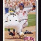 1992 Upper Deck Baseball #137 Albert Belle - Cleveland Indians