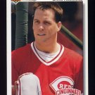 1992 Upper Deck Baseball #105 Chris Hammond - Cincinnati Reds