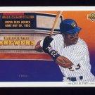 1992 Upper Deck Baseball #097 Greg Vaughn TC - Milwaukee Brewers