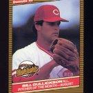 1986 Donruss Highlights Baseball #40 Bill Gullickson - Cincinnati Reds