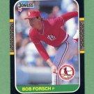 1987 Donruss Baseball #540 Bob Forsch - St. Louis Cardinals