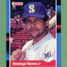 1988 Donruss Baseball #622 Domingo Ramos - Seattle Mariners