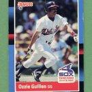 1988 Donruss Baseball #137 Ozzie Guillen - Chicago White Sox