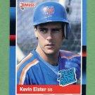 1988 Donruss Baseball #037 Kevin Elster RR - New York Mets