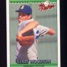 1992 Donruss Rookies Baseball #127 Kerry Woodson - Seattle Mariners
