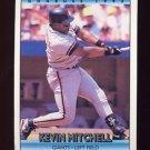 1992 Donruss Baseball #583 Kevin Mitchell - San Francisco Giants