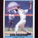 1992 Donruss Baseball #572 Jose Melendez - San Diego Padres