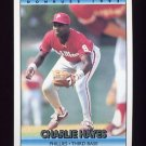 1992 Donruss Baseball #547 Charlie Hayes - Philadelphia Phillies