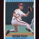 1992 Donruss Baseball #510 Dickie Thon - Philadelphia Phillies