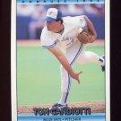 1992 Donruss Baseball #459 Tom Candiotti - Toronto Blue Jays