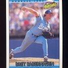 1992 Donruss Baseball #434 Bret Saberhagen HL - Kansas City Royals