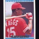 1992 Donruss Baseball #363 Glenn Braggs - Cincinnati Reds