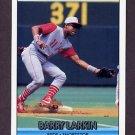 1992 Donruss Baseball #185 Barry Larkin - Cincinnati Reds