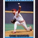 1992 Donruss Baseball #172 Chris Hammond - Cincinnati Reds
