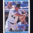 1992 Donruss Baseball #142 Dan Pasqua - Chicago White Sox
