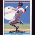 1992 Donruss Baseball #135 Matt Williams - San Francisco Giants